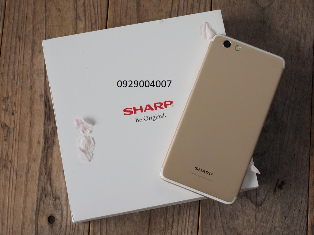 Sharp Aquos Z3 màn hình 2K / 2 sim